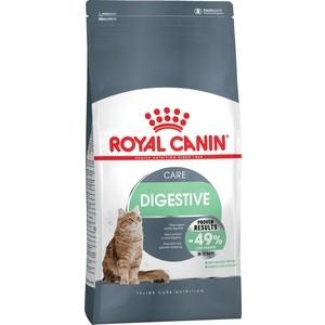Сухой корм Royal Canin Digestive Care для кошек с расстройствами пищеварительной системы 10кг (641100) сухой корм royal canin mini dermacomfort дл собак мелких пород склонных к кожным раздраженим и зуду 2кг 380020