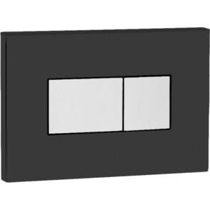 Клавиша пневматическая OLI Karisma (641017) черная, кнопка хром