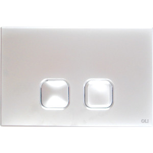 Клавиша механическая OLI Plain (070827) хром