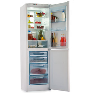 Холодильник Pozis RK FNF-172 серебристый ручки встроенные