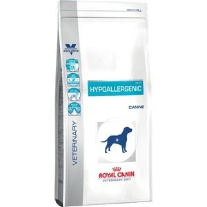Сухой корм Royal Canin Hypoallergenic DR21 Canine диета при пищевой аллергии для собак 7кг (602070) корм сухой royal canin vet hypoallergenic dr25 для кошек при пищевой аллергии непереносимости 2 5 кг