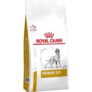 Сухой корм Royal Canin Urinary S/O LP18 Canine диета при лечении и профилактике МКБ для собак 2кг (608020)