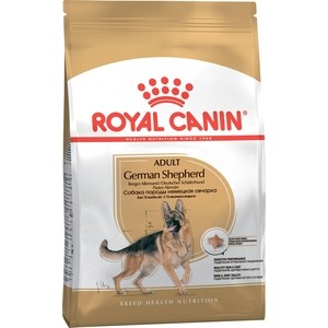 Сухой корм Royal Canin Adult German Shepherd для собак от 15 месяце породы Немецкая очарка 12кг (342120)
