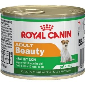 Консервы Royal Canin Adult Beauty Healty Skin здоровая кожа и шерсть для собак 195г (778002)