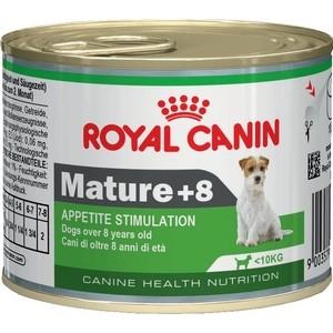 Консервы Royal Canin Mature 8+ Appetite Stimulation для собак старше 8 лет 195г (780002) роял канин консервы мусс для собак старше 8 лет royal canin mature 8 195 г