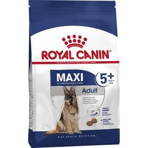 Сухой корм Royal Canin Maxi Adult 5+ для собак крупных пород старше 5 лет 15кг (330150) метал листовой ст 3 6мм купить по низким ценам