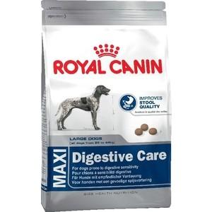 Сухой корм Royal Canin Maxi Dagestive Care для собак крупных пород с чувствительным пищеварением 15кг (337015) корм сухой royal canin mini light weight care для взрослых собак склонных к ожирению 2 кг