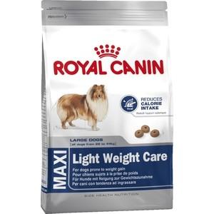 Сухой корм Royal Canin Maxi Light Weight Care облегченный для собак крупных пород склонных к полноте 15кг (334150) корм сухой royal canin mini light weight care для взрослых собак склонных к ожирению 2 кг