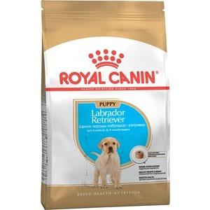 Сухой корм Royal Canin Junior Labrador Retriever для щенков до 15 месяцев породы Лабродор 12кг (349120) купить шоколадного щенка лабрадора в тюмени