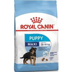 Сухой корм Royal Canin Maxi Junior для щенков крупных пород 4кг (192040)