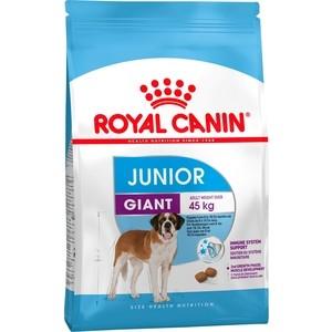 Сухой корм Royal Canin Giant Junior для щенков очень крупных пород от 8 месяцев 15кг (197150) балка 50ш4 ст 09г2с