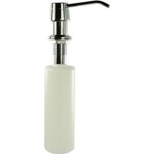 Дозатор Rossinka для жидкого мыла врезной (AC-22B) хром cite marilou дозатор д жидкого мыла прованс бел хром