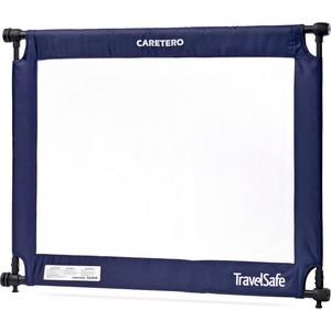 Барьер безопасности Caretero TravelSafe переносной Navy (синий) манеж кровать caretero deluxe navy синий