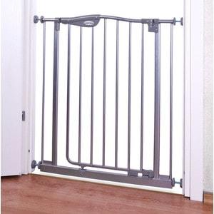 Caretero Ворота безопасности металлические SAFEHOUSE (TEROA-00095) барьеры и ворота safety 1st ворота безопасности wall fix metal extending gate 62 102 см