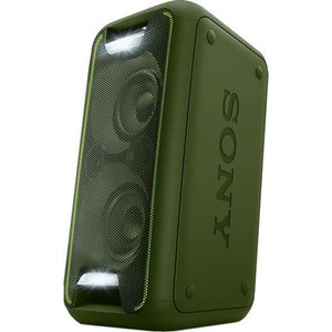 Музыкальный центр Sony GTK-XB5 green