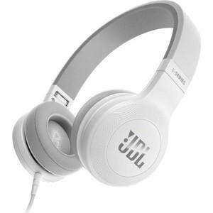 Фото - Наушники JBL E35 white портативная колонка jbl clip 2 teal