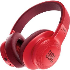 Наушники JBL E55BT red jbl synchros e40bt