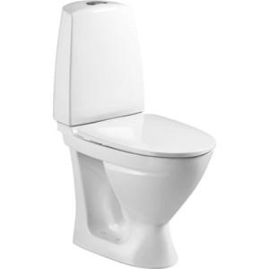 Унитаз Ifo Sign высокая модель с сиденьем (D687206011) комплект ifo delta 51 инсталляция унитаз ifo special безободковый с сиденьем микролифт 458 125 21 1 1002