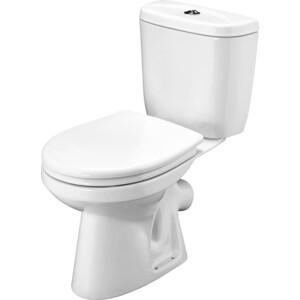 Унитаз Santek Анимо с сиденьем дюропласт (1WH302134) santek канны 150х150 1wh112432