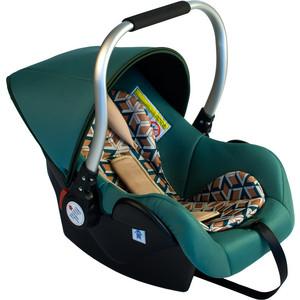 Автокресло BabyHit Primary темно-зелёное