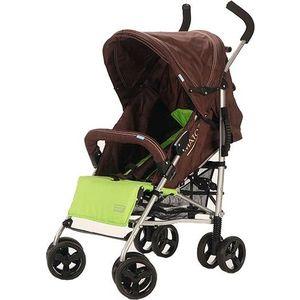 Коляска BabyHit Matoz Polo коричнево-зелёная