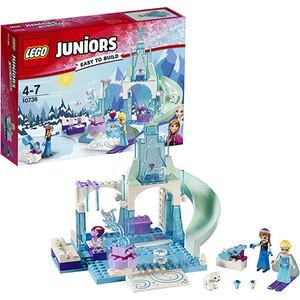 Игрушка Lego Джуниорс Игровая площадка Эльзы и Анны (10736)