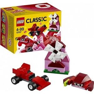 Игрушка Lego Классика Красный набор для творчества (10707)