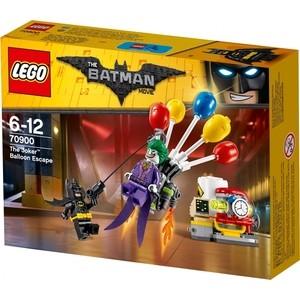 Игрушка Lego ЛЕГО Фильм: Бэтмен Побег Джокера на воздушном шаре (70900)