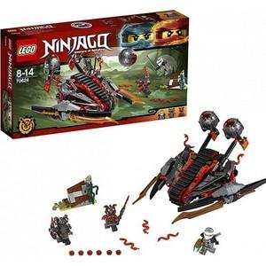 Игрушка Lego Ниндзяго Алый захватчик (70624)