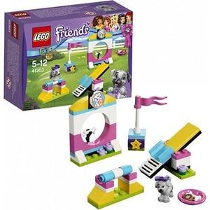 Игрушка Lego Подружки Выставка щенков: Игровая площадка (41303)