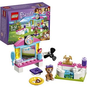 Игрушка Lego Подружки Выставка щенков: Салон красоты (41302)
