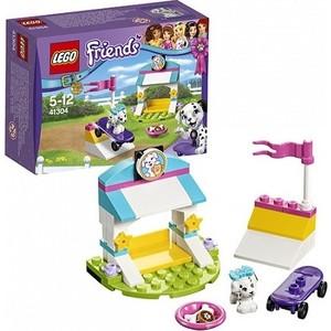 Игрушка Lego Подружки Выставка щенков: Скейт-парк (41304)