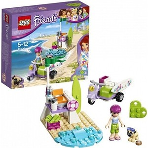 Игрушка Lego Подружки Пляжный скутер Мии (41306) lego игрушка подружки день рождения салон красоты модель 41114