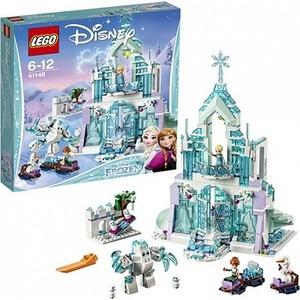 Игрушка Lego Принцессы Дисней Волшебный ледяной замок Эльзы (41148)