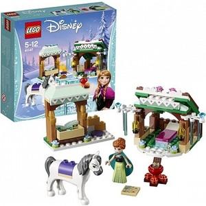 Игрушка Lego Принцессы Дисней Зимние приключения Анны (41147)