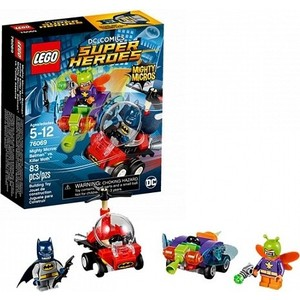 Игрушка Lego Супер Герои Mighty Micros: Бэтмен против Мотылька-убийцы (76069) конструктор lego super heroes 76069 mighty micros бэтмен против мотылька убийцы