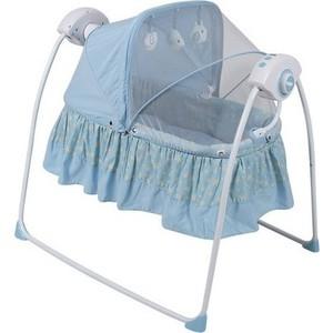 Pituso Качели-колыбель электрические VIANA Голубой TY-009 pituso стульчик для кормления bonito дружок попугай pituso белый