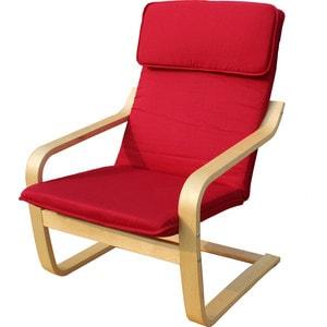 Кресло-качалка Ariva AR-P1 Red