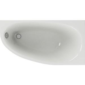 Акриловая ванна Акватек Дива 170х90 правая (EFVADP170)