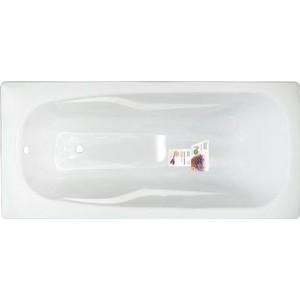 Ванна стальная ВИЗ Donna Vanna 170x75x40 с ножками, без ранта (DV-73701) ванна стальная виз antika 170x70x40 с ножками с рантом a 70001