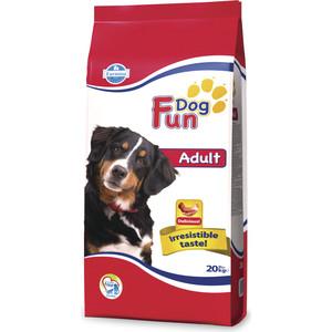 Сухой корм Farmina Fun Dog Adult для взрослых собак 20кг (10452) эриспирус 80мг 20 таблетки