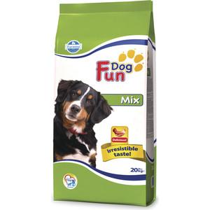 Сухой корм Farmina Fun Dog Mix для взрослых собак 20кг (10469) эриспирус 80мг 20 таблетки