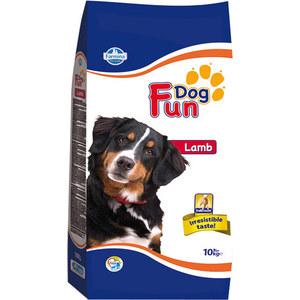 Сухой корм Farmina Fun Dog Lamb с новозеландской бараниной для собак 10кг (30153)