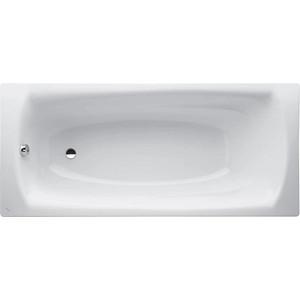 Ванна стальная Laufen Palladium 170х75х43 с отверстиями для ручек, с шумоизоляцией (2.2511.3.000.040.1)