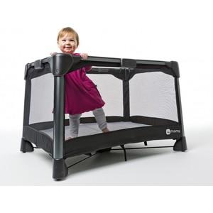 Манеж-кровать 4moms (Фомамс) Breeze бриз серый