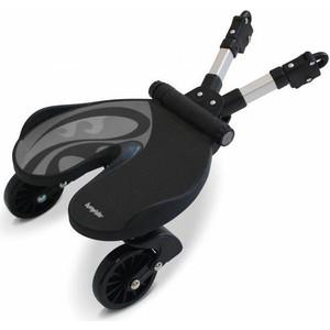 Подножка Bumprider (Бампрайдер) для второго ребенка grey аксессуары для колясок litaf подножка для второго ребенка e z step