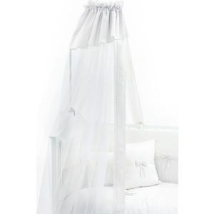 Fiorellino Балдахин Premium Baby (Фиореллино Премиум Беби) белый колыбели fiorellino корзина плетёная с капюшоном premium baby