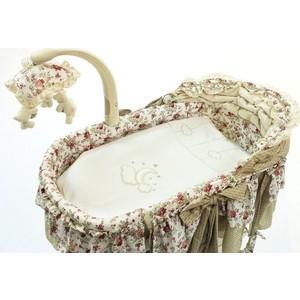 Набор Funnababy Luna Elegant (Фаннабэби Луна Элегант) для колыбели крем постельное бельё для колыбели funnababy luna elegant