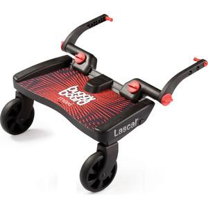 Подножка Lascal (Ласкал) для второго ребенка Buggy Board Max Red 2750 аксессуары для колясок litaf подножка для второго ребенка e z step