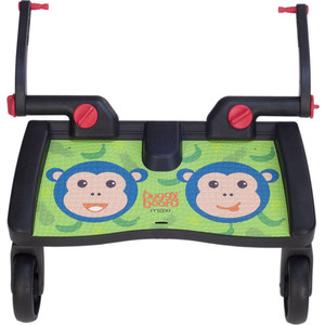 Подножка Lascal (Ласкал) для второго ребенка Buggy Board Maxi Monkey Jungle Green 2762 idt71256 sa35sog1 automotive computer board